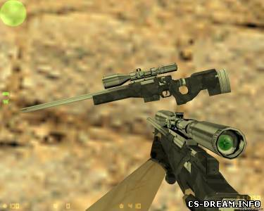 AWP - Woot AWP (w Suppressor) -...