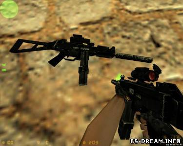 UMP45 - Urban Warfare Series UMP4...