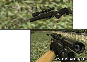 AWP - woot AWP (w Blue Scope & ...