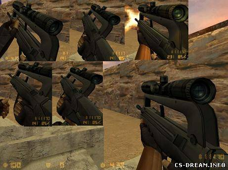 FAMAS - Famas Scoped