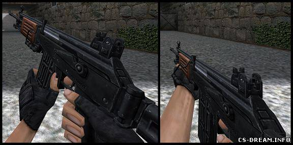 Galil - CS 1.6 Galil retextured